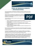 Consultoria de Desenvolvimento Organizacional