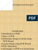 Pcb Design Using Pcb Wizard Ppt