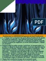 Proza LA MEDELENI (Fragment) de Ionel Teodoreanu