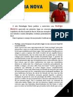 Entrevista Com Rodrigo Bezerra ALRN