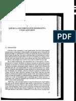 5 Que Es La Documentacion y Para Que Sirve