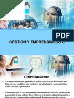 1. Gestion y Emprendimiento