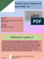 Preparatoria Federal Lázaro Cárdenas III Parte I