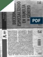 Diccionario especializado en familia y género.pdf