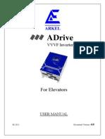 Adrive User Manual v40