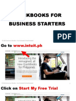 Intuit for Business Starters