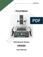 HR6000 Manual