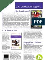 ICT Newsletter Issue 15 Nov 2008