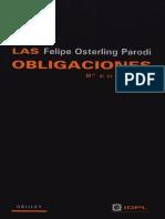 Las Obligaciones - Mutuo Discenso