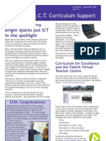 ICT Newsletter (Sept 2009)