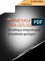 MineSight for Geological Modeling SP