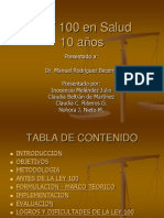 SISTEMA DE SEGURIDAD SOCIAL EN SALUD COLOMBIA.  ABOGADO, ADMINISTRADOR DE EMPRESAS, ASESOR, CONSULTOR LITIGANTE. INOCENCIO MELENDEZ..ppt