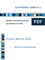 ResPONSABILIDADES PUBLICAS DE LA GERENCIA.  ABOGADO, ADMINISTRADOR DE EMPRESAS, ASESOR, CONSULTOR LITIGANTE. INOCENCIO MELENDEZ..ppt