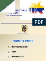 LA REFORMA TRIBUTARIA EN COLOMBIA.  ABOGADO, ADMINISTRADOR DE EMPRESAS, ASESOR, CONSULTOR LITIGANTE. INOCENCIO MELENDEZ..ppt
