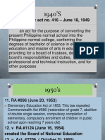 1 2 timeline of the phlippine constitution pptm