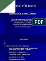 MBA-REGULACION Y CONTROL DE LAS POLITICAS PÚBLICAS.  ABOGADO, ADMINISTRADOR DE EMPRESAS, ASESOR, CONSULTOR LITIGANTE. INOCENCIO MELENDEZ .ppt