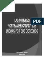 Unidad 8 Las Mujeres y Sus Luchas - Paula Andrea Urrego