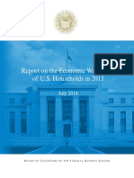 Economic Well-Being Report Released July 2014