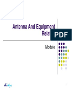 Antenna and Equipment Related