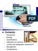 Ppt on Impaction