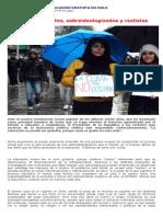 Reflexión Sobre La Educación Gratuita en Chile
