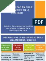 La Electricidad en Chile