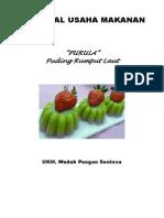 Proposal Manajemen Bisnis - Puding Rumput Laut
