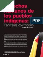 Derechos de Los Indigenas en Colombia
