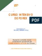 Curso Intensivo de Forex