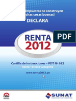 cartilla 2012