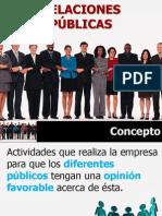 Relaciones p Blicas 2011