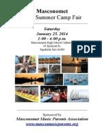 2014 mmpa summer camp