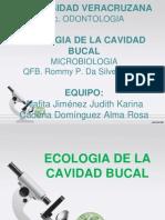 Ecologia de La Cavidad Bucal