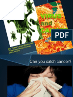 Viruses and Cancer