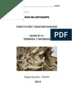 Guia Del Estudiante 1persona y Sociedad-ucv-II-2014