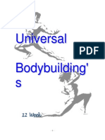 Body Building  Universal 12 Week Bodybuilding Course (English).pdf