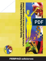 Relación Entre La FGR y La PNC en El Marco de La Investigación Criminal (2005)