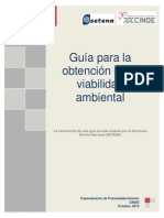 GuiaparalaobtenciondelaViabilidadAmbiental-Octubre2012 (1)