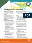 pedagogical-framework