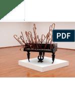 Fuxus Piano 2002 MSU Bgd. RASA TODOSIJEVIC
