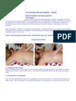 Curso de Massagem