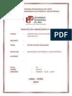 Analogivcos 2 - Lab 8