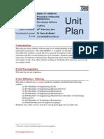 Unit Plan [Ens2170 & Ens5140]