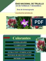 COLORANTES NATURALES 2014