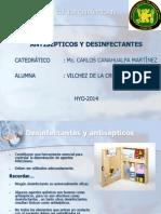 ANTISÉPTICOS Y DESINFECTANTES.pptx