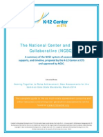ncsc  extract handout 2014