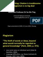 Academic Writing - UMS