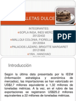 Power Point Galletas Dulces