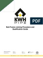 Butt Fusion HDPE