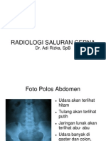 Radiologi Saluran Cerna